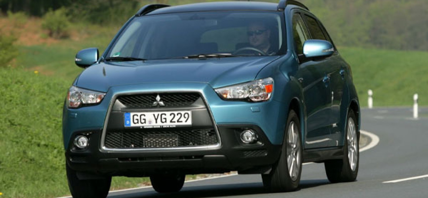 Экстерьер Mitsubishi ASX