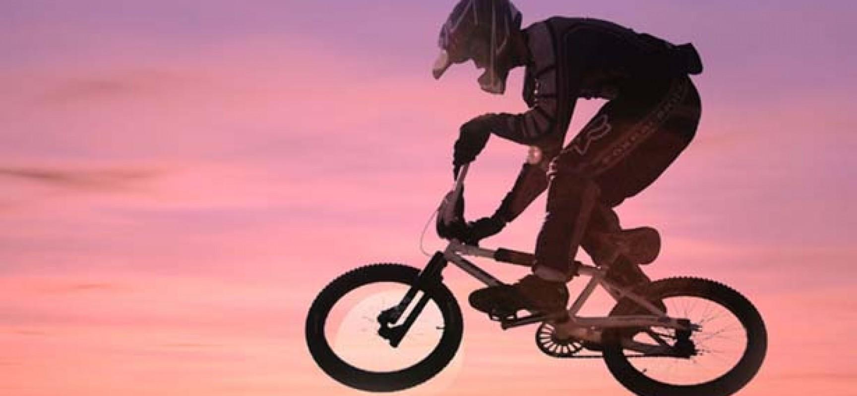 Из истории велосипеда