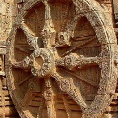 Тысячи лет назад люди, создали первое колесо