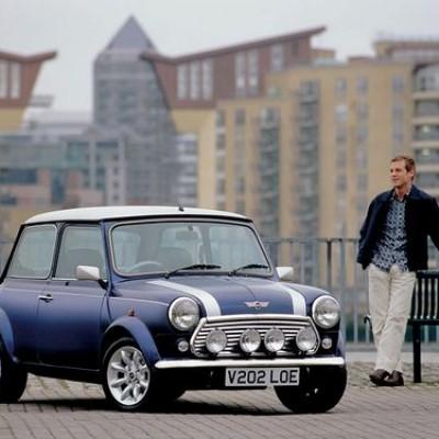 Мини от «British Motor Corporation»