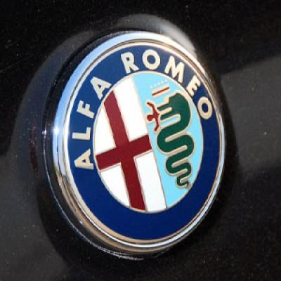 Эмблема «Alfa Romeo»