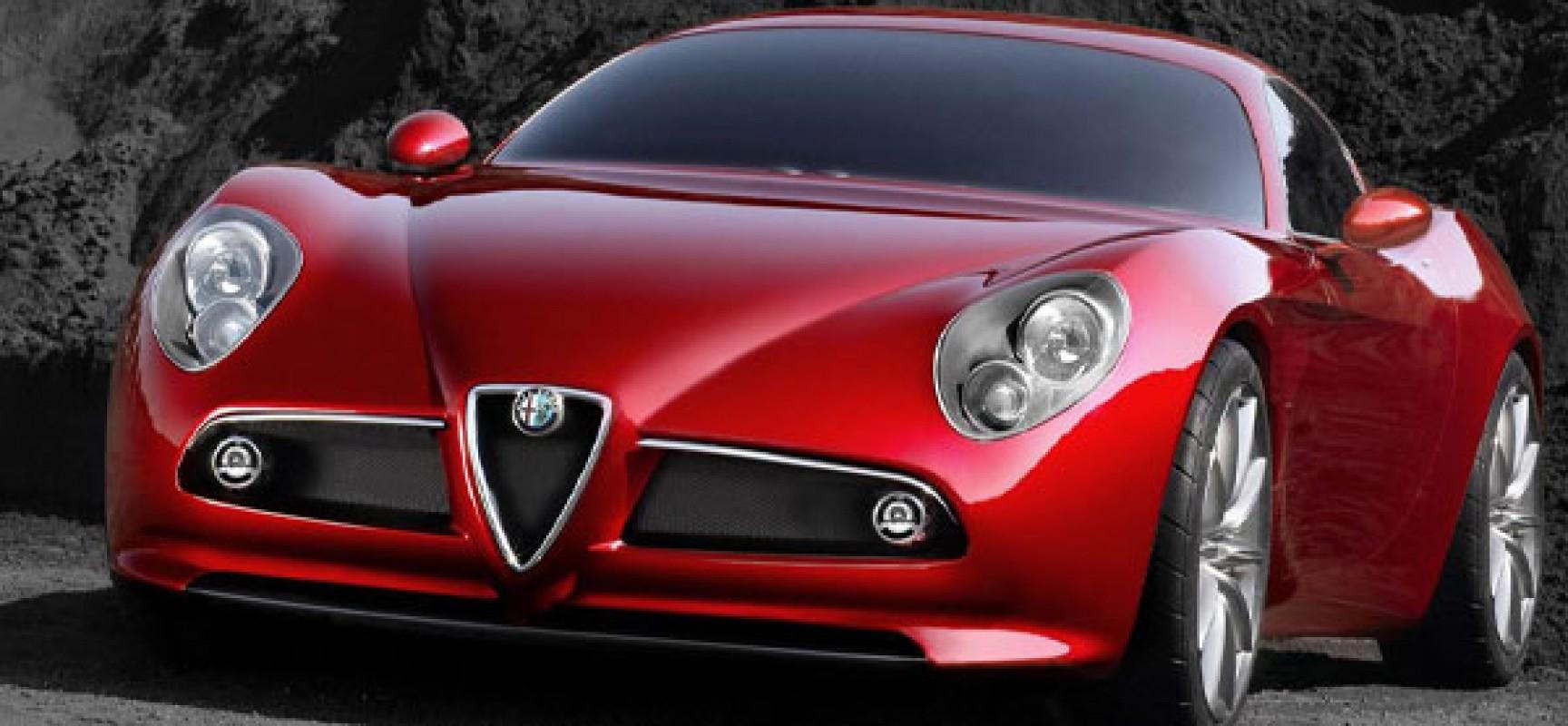 История автомобильной компании Alfa Romeo