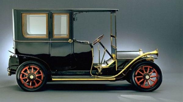 Первая Lancia-Alfa