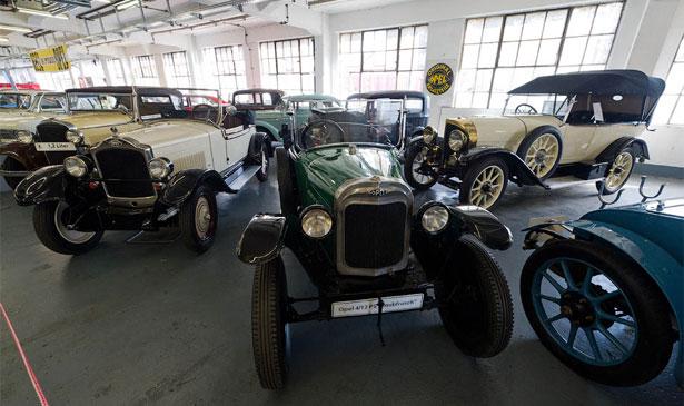 """1924 - Opel """"Лягушенок"""""""