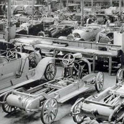 История автомобильного завода Opel