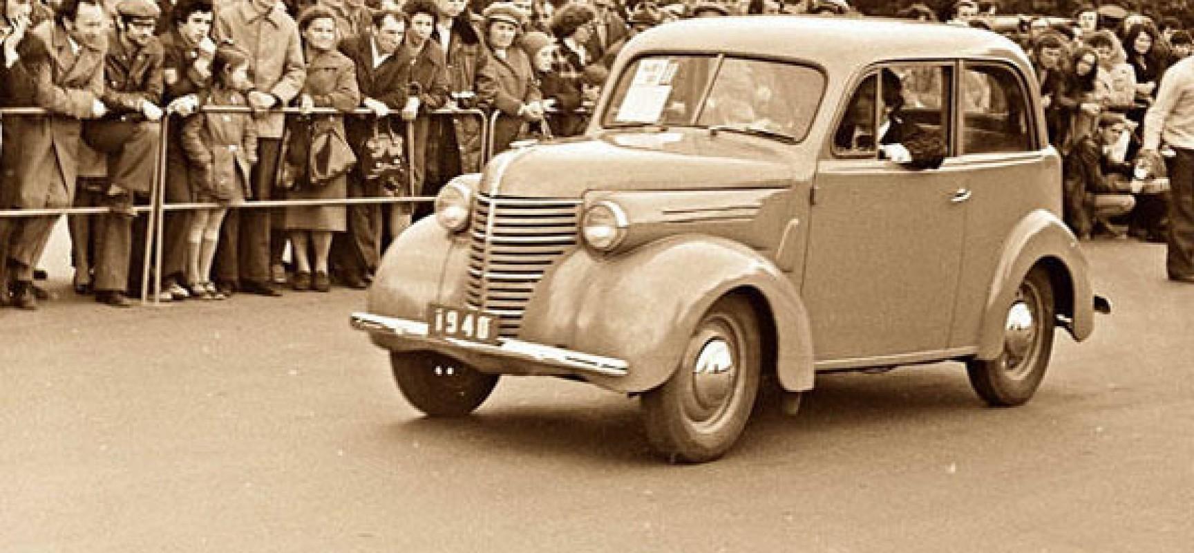 КИМ-10 — первый советский народный автомобиль