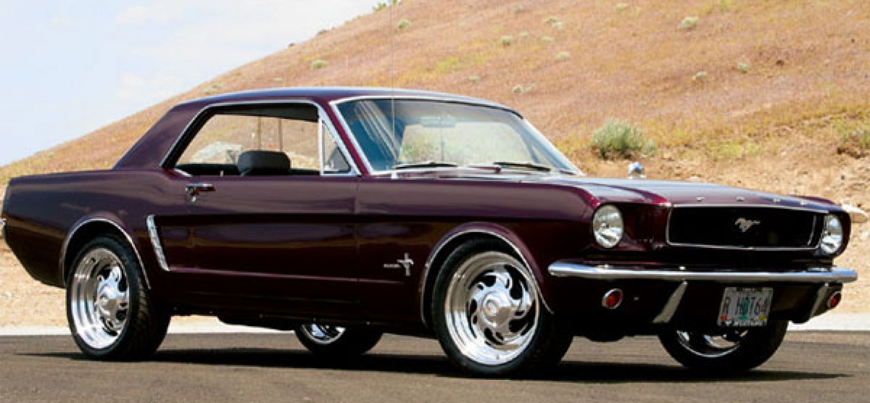 История появления Ford Mustang