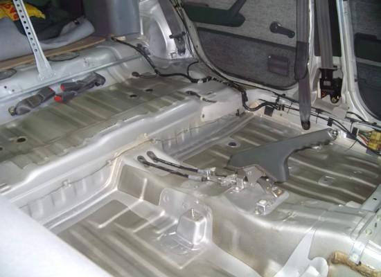 Разборка салона Хонда аккорд. 30 лет машине!