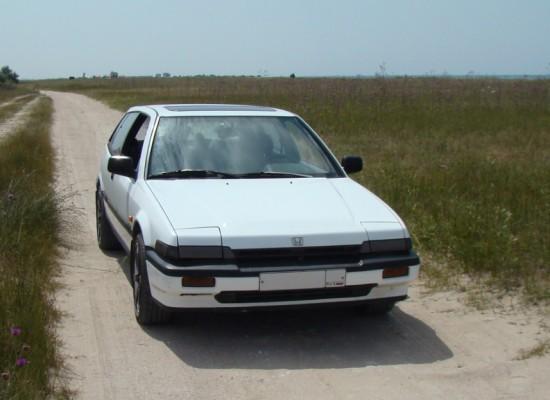 Третья генерация Honda Accord, обзор
