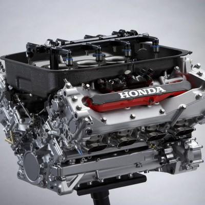 Таблица двигателей HONDA