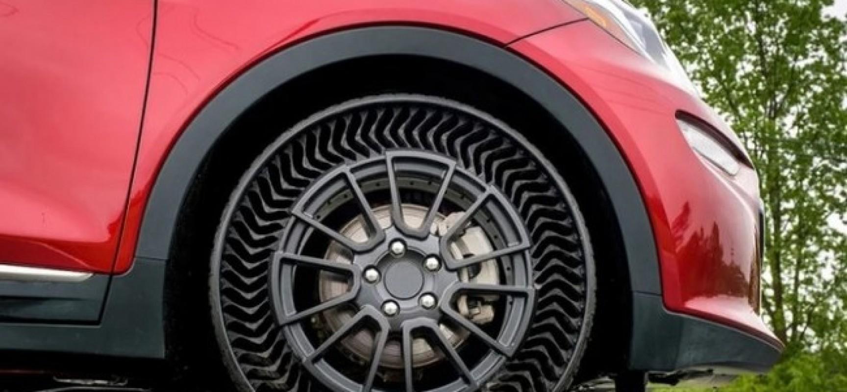 Купить безвоздушные шины или нет? 2019