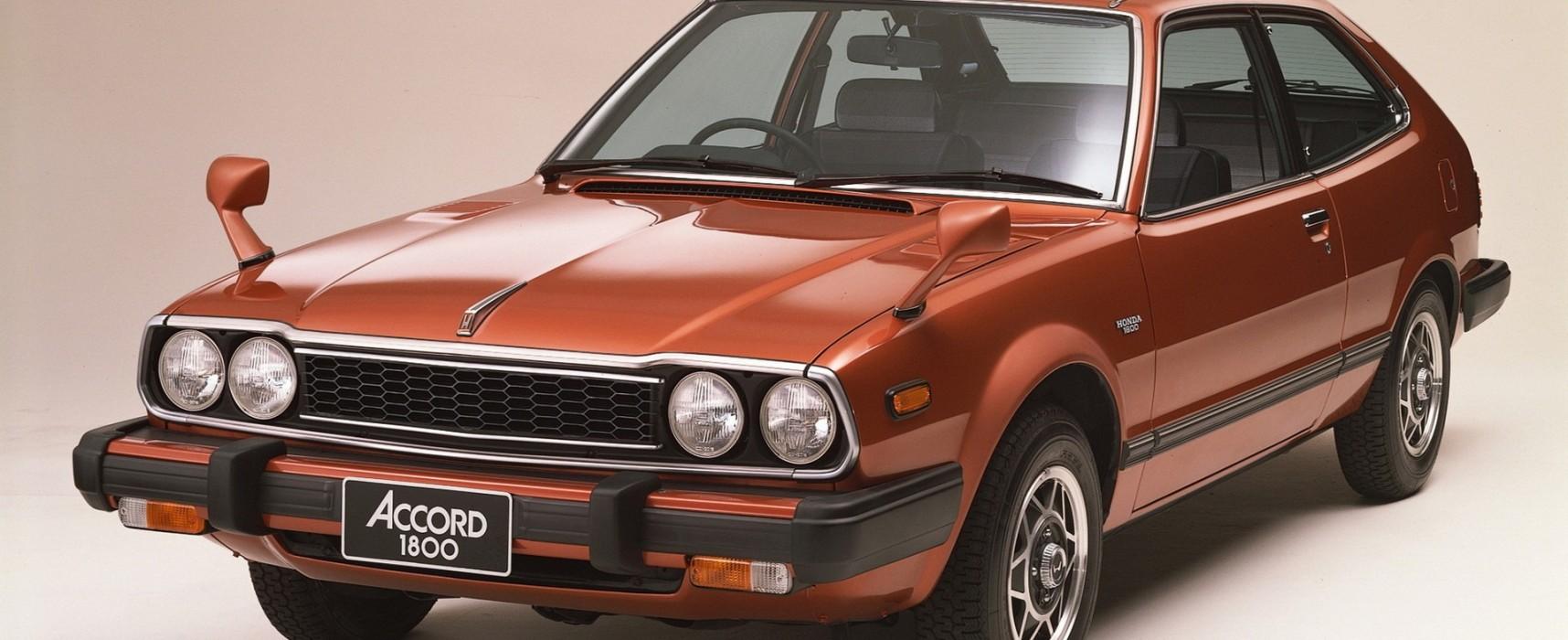 Honda Accord первое поколение