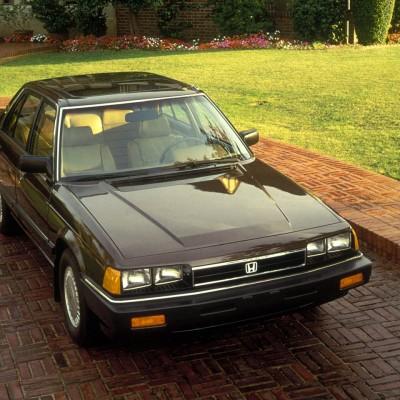 Хонда Аккорд. Второе поколение.